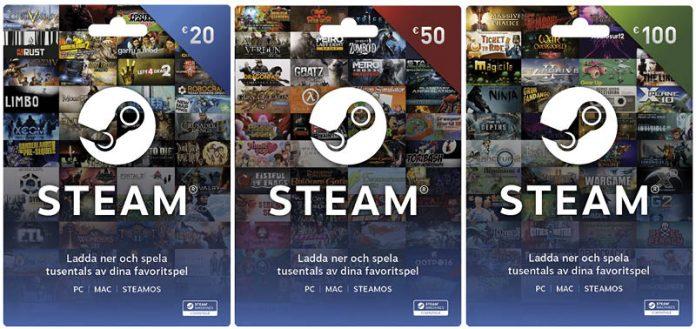Buy Steam Wallet