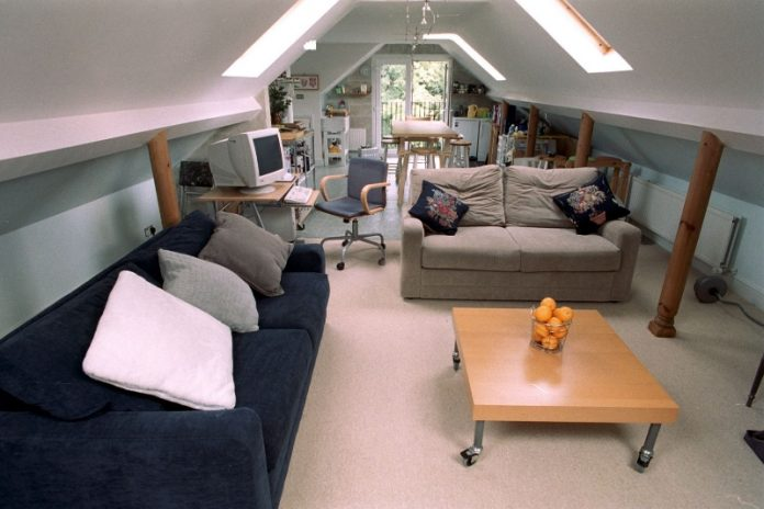 loft conversions in forest hill