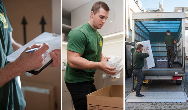 residential moves in London