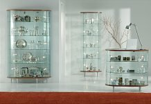 showcase display cabinets