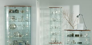 showcase display cabinets