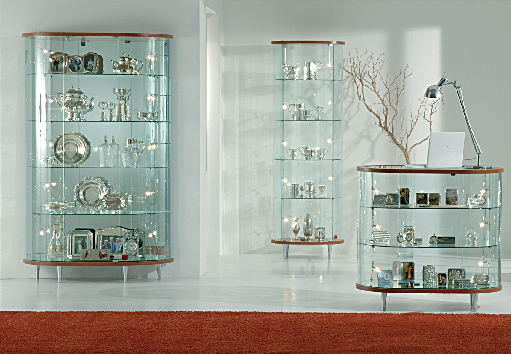 How to Choose a Right Showcase Display Cabinet - Exact Viral