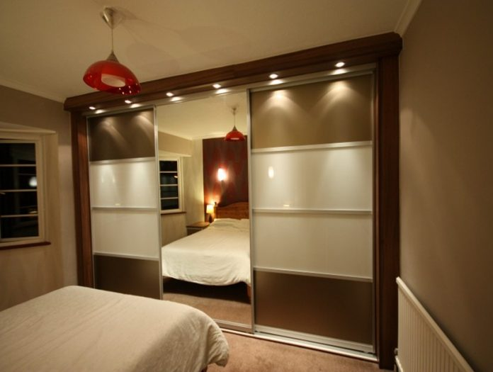 Sliding wardrobes in London