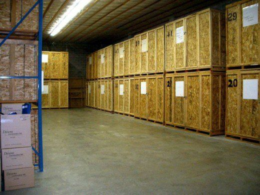 Cheap Storage in South East London
