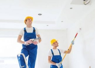 Cleaning after Builders London