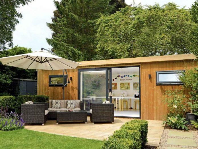 Luxury Garden Rooms Scotland