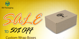 Custom Wrap Boxes