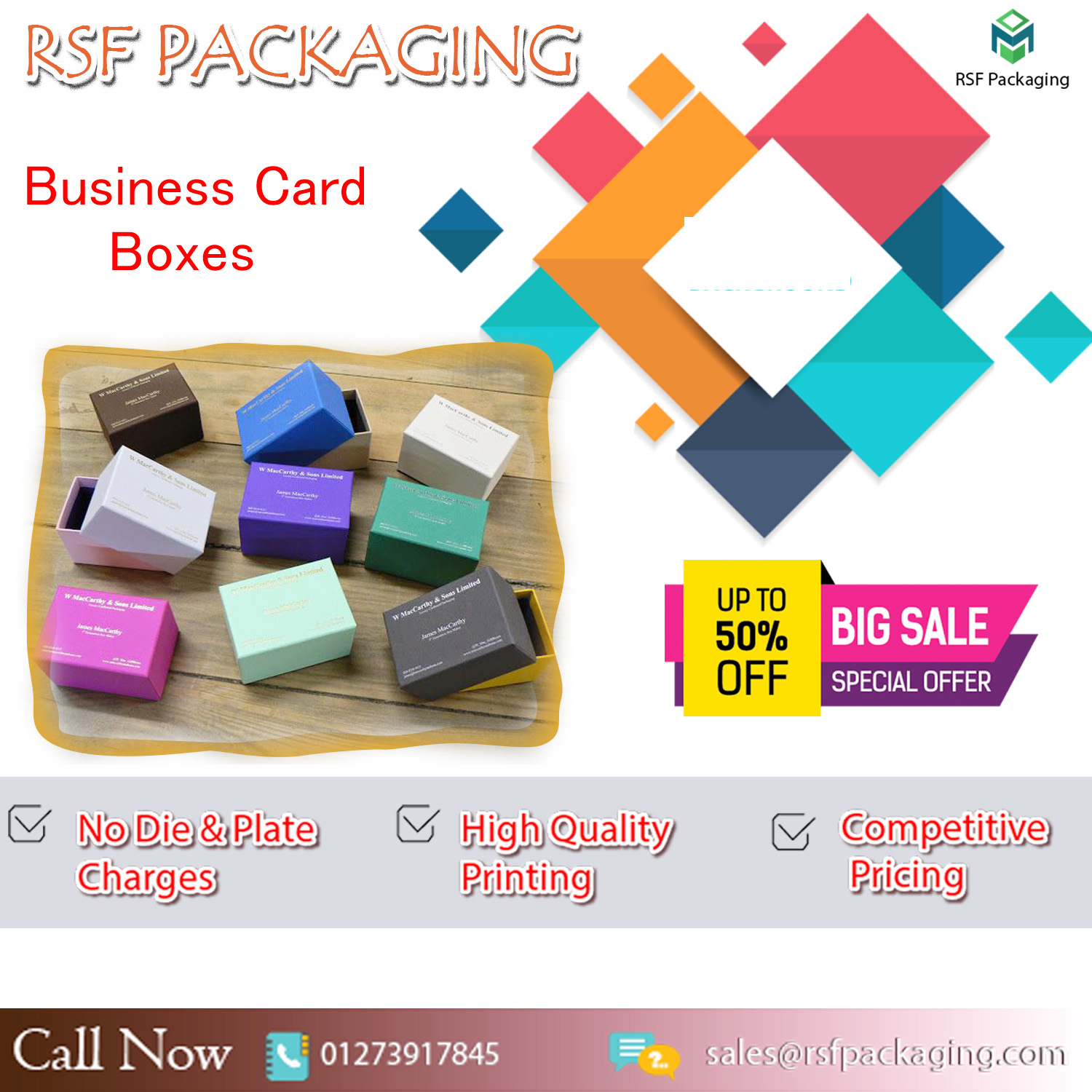 Innovative Approaches To Improve Your Custom Business Card Boxes