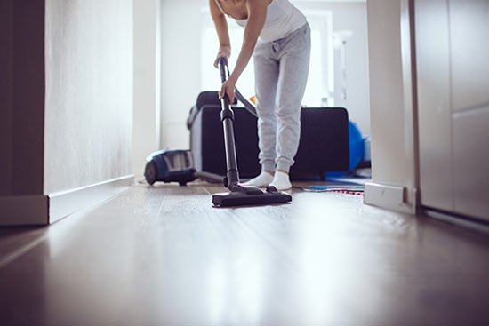 home cleaning services reading