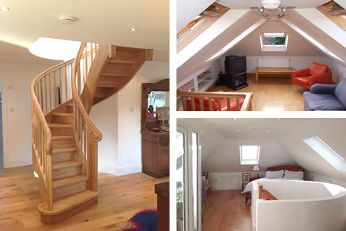 loft conversion in Croydon