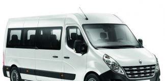 luton mini bus