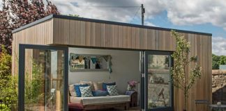 Luxury Garden Rooms Scotland