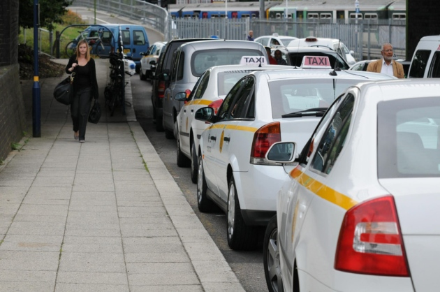 taxi services St Albans