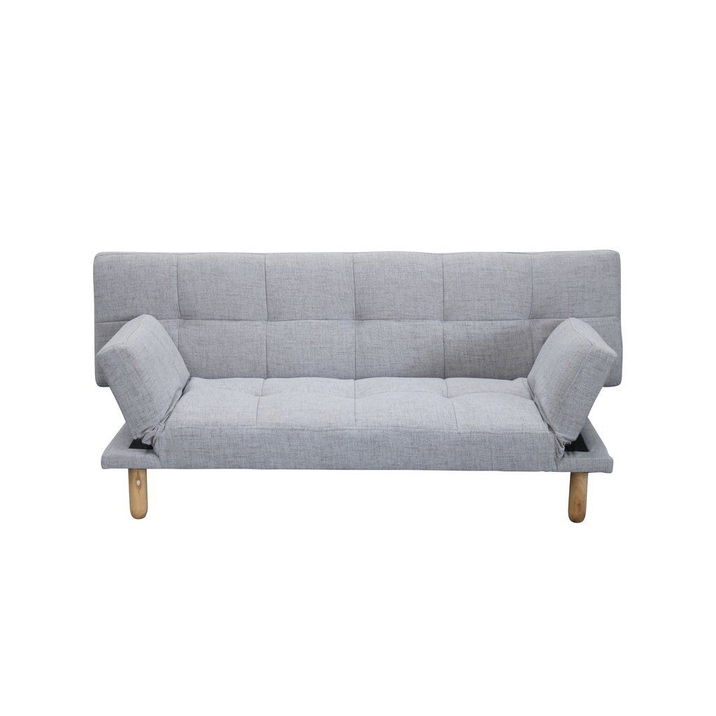 Westwood Fabric Sofa Bed 3 Seater Couch Luxury Modern Home Furniture New