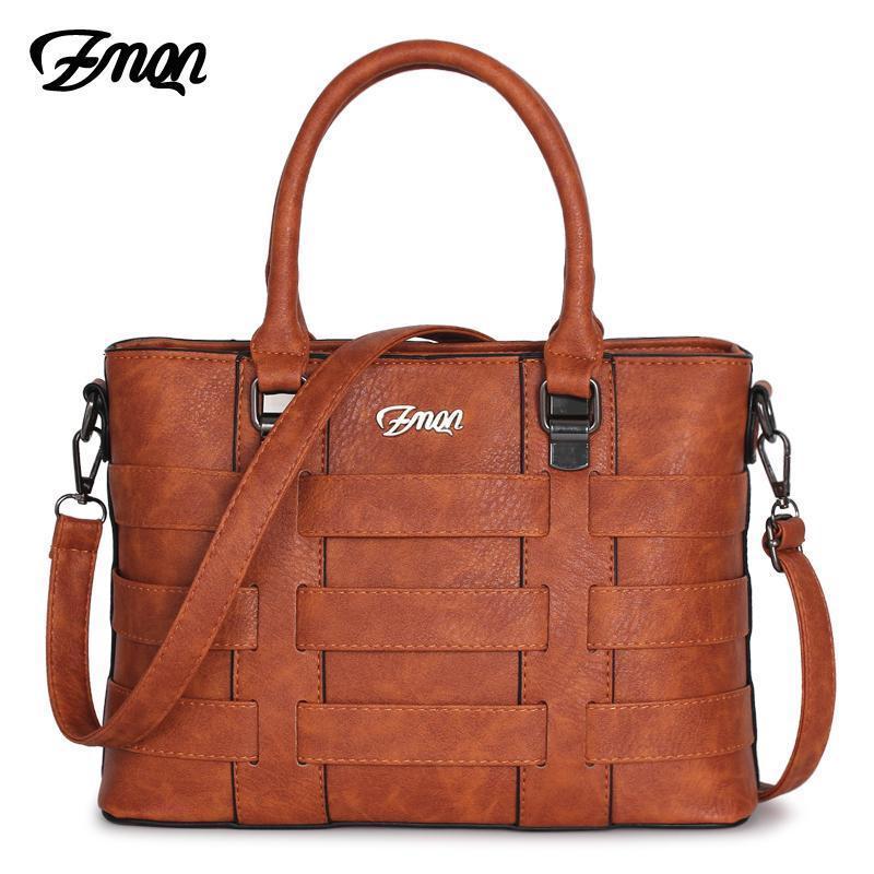 Famous Brand High Quality Leather Designer Handbag