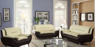 GIA MODERN LUXURY 3+2+1 SEATER SOFA SET