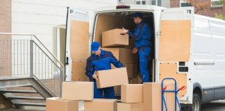 Removals services in Spain