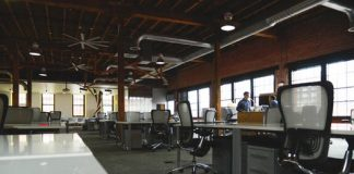 ergonomic office chair is essential for business