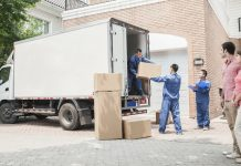 removals services in Paris