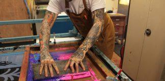 screen printing Stoke-on-Trent