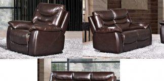 4 Seater Leather Sofas price