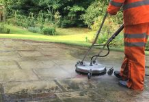 Pressure Washing Kent