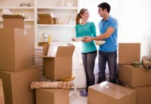 Home moving companies London