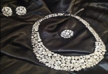 jewellery set for wedding