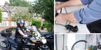 hire local plumbers in Hackney