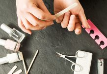 Manicure tools London