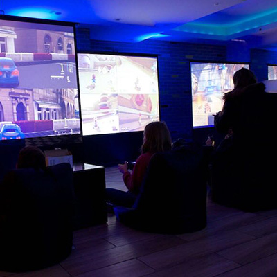 gaming party ideas