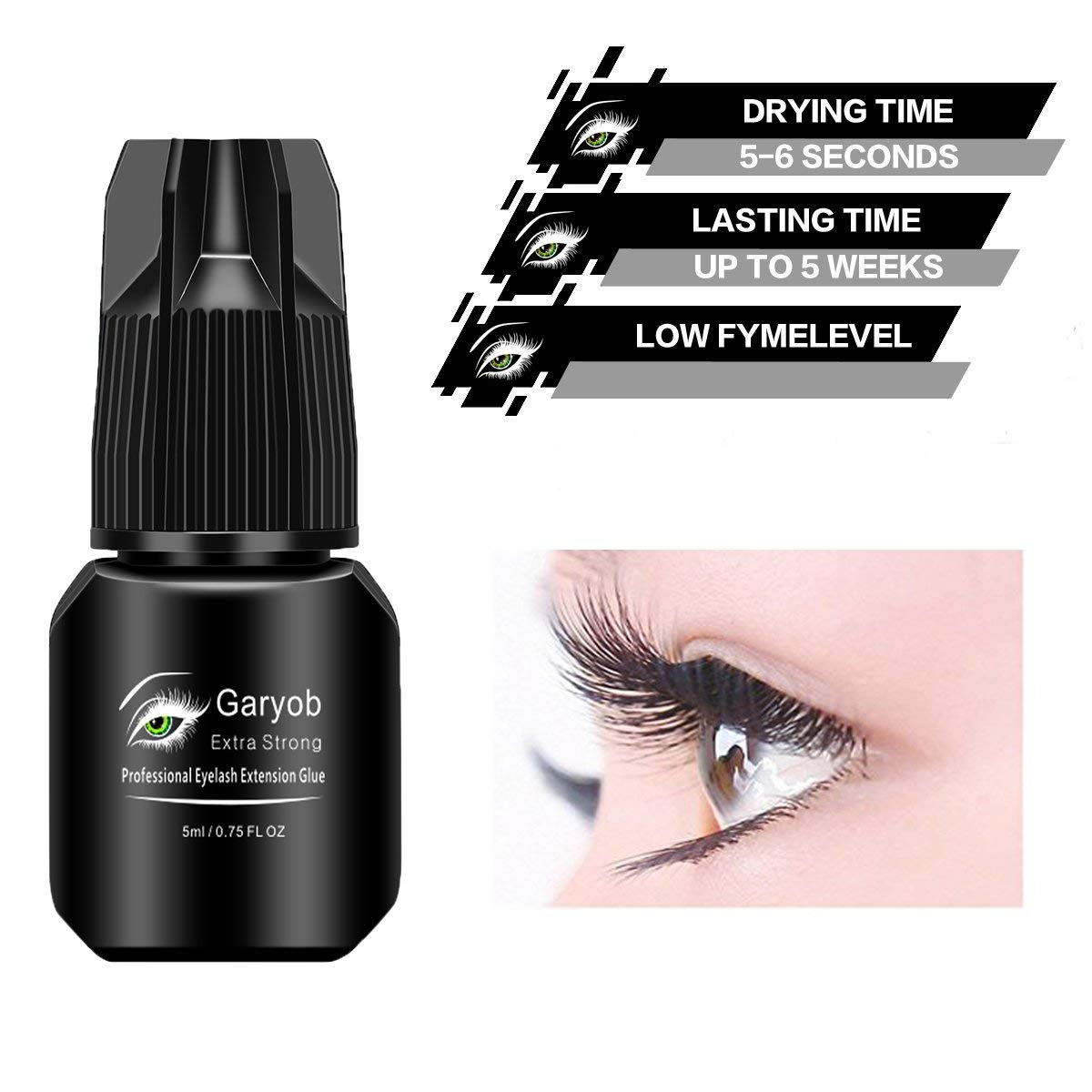 eyelash extension glue