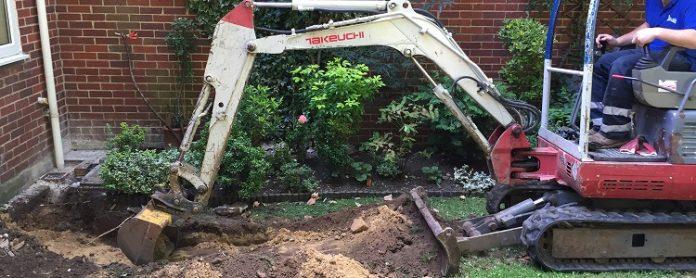 drain repair in berkshire