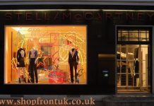 Shopfronts in london