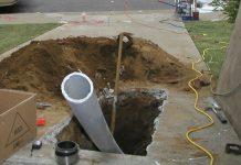 drain pipe lining