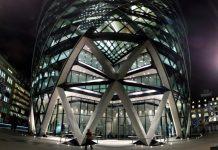 Building Steel London