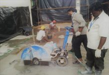 concrete cutting contractors