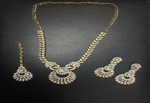 Diamond Necklace Women