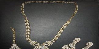 Diamond Necklace Women