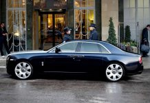 London chauffeur company