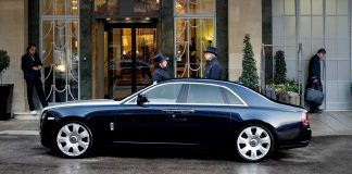 London chauffeur company