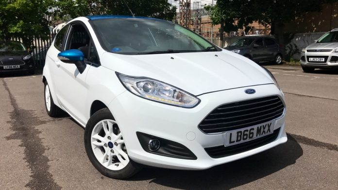 second hand ford cars for sale